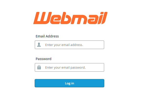 How to change my email password on webmail?